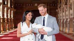 Duke and Duchess of Sussex name newborn Archie Harrison [Video]