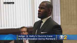R. Kelly's Divorce Case Unsealed Going Forward; Default Judgment In Sex Abuse Lawsuit Vacated [Video]