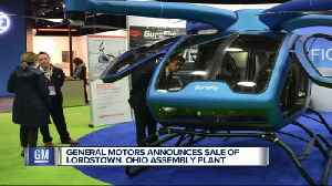 General Motors announces sale of Lordstown, Ohio assembly plant [Video]