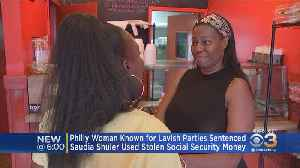 Woman Sentenced To House Arrest For Using Stolen Social Security Money To Throw Parties [Video]
