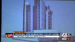 Proposal pitches plan for 5-star luxury hotel [Video]