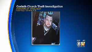 Corinth Police Investigate Theft In Church During Easter Service [Video]