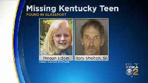 Pittsburgh-Area Man Arrested After Police Find Missing Ky. Teen In His Apartment [Video]