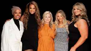 MJ Day, Tyra Banks, Camille Kostek, Halima Aden & Hunter McGrady On The 2019 SI Swimsuit Issue [Video]