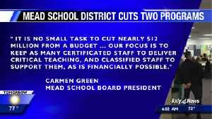 Mead school district closing two schools to address budget gap [Video]
