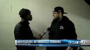 New apartment complex could address affordable housing crisis [Video]