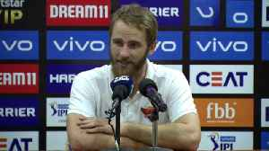 IPL 2019 : SRH Captain Williamson states, It's frustrating when margin is so small | Oneindia News [Video]