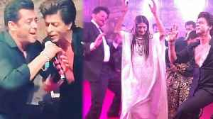 Salman, Shahrukh, Anil, Varun CRAZY DANCE At Sonam Kapoor's Wedding | Throwback | FULL VIDEO [Video]