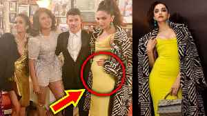 Deepika Padukone Baby Bump At MET GALA 2019 After Party | Is Deepika Pregnant? [Video]