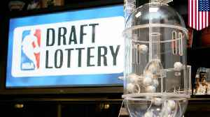 How does the NBA Draft Lottery process work? [Video]