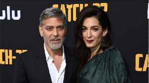George Clooney Is Not Royal Baby's Godfather [Video]