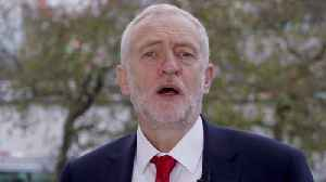 Jeremy Corbyn Resists Calls To Make Labour Party The