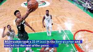 Giannis Leads Bucks to Victory Over Celtics and Trip to Eastern Finals [Video]