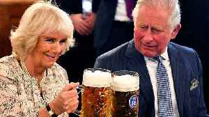 Beer and a boogie for Prince Charles and Camilla in Munich [Video]