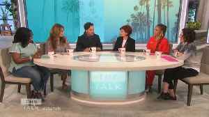 The Talk - Johnny Galecki on New Baby; 'I kind of prefer a girl' [Video]