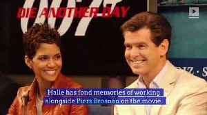 Halle Berry Would Like to Make Another 'James Bond' Movie [Video]