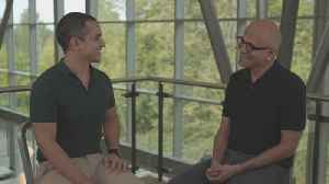 Microsoft CEO Satya Nadella on Consumer Privacy and Data Transparency [Video]