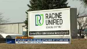 Student says group of kids beat him and staff did nothing, RUSD responds [Video]