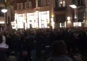 Spurs Fans Celebrate in Amsterdam After Comeback Win Over Ajax [Video]