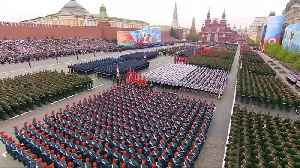 Russia puts on exuberant display of might at Victory Day parade [Video]