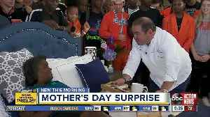 Plant city school bus driver honored on Good Morning America [Video]