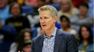 Steve Kerr Channeled Jurgen Klopp And Called The Warriors 'F---ing Giants' After Win [Video]