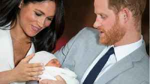 Meghan Markle Gives Birth to a Baby Boy [Video]
