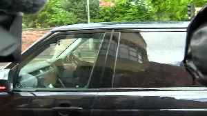 Beckham banned from driving for using a phone at the wheel: BBC [Video]