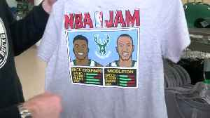 Brand new Bucks Pro Shop items [Video]