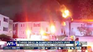 3 dead after apartment fire in Edgewood [Video]