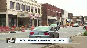 Business owner hopes to revitalize South Lorain, offers to help other entrepreneurs [Video]