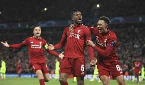 Liverpool players, coach react after stunning comeback in Champions League [Video]
