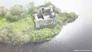Drone captures oldest fortress of its kind in Ireland [Video]