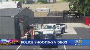 Fremont Police Release Body Cam Videos Of 6 Officer-Involved Shootings [Video]