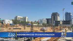 Neighborhood Near SAP Center Gets New Life Through Urban Developments [Video]