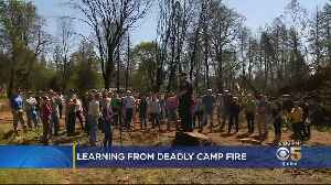 State Regulators Tour Devastated Town Of Paradise To Learn Wildfire Lessons [Video]