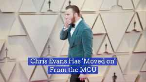Chris Evans Says Bye To The Marvel Cinematic Universe [Video]