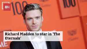 Richard Madden To Join The MCU [Video]