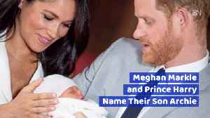 World, Meet Prince Archie [Video]