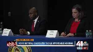 KCMO mayoral candidates square off in second debate [Video]