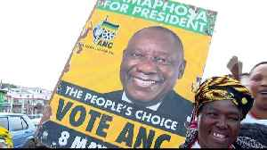 South Africa elections: ANC faces tough electoral test [Video]