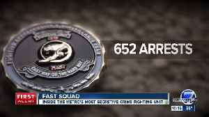 Elite Aurora Police Department fugitive squad tracks down hard-to-find suspects [Video]