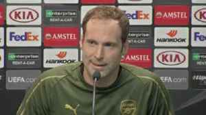 Cech: Arsenal can't rely on lead [Video]