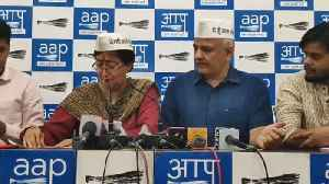 AAP's Atishi breaks down, says Gambhir distributing 'derogatory pamphlets' [Video]
