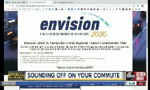 'Envision 2030' asks for drivers' input to fix transportation [Video]