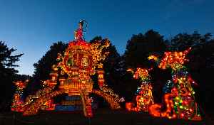 It's back! Cleveland Metroparks Zoo release details of Asian Lantern Festival this summer [Video]