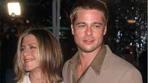 Brad Pitt Responds To Jennifer Aniston Rumors [Video]
