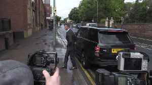 David Beckham disqualified from driving for six months [Video]