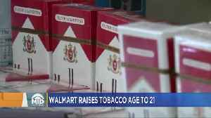 Viewers Respond To Walmart's Tobacco Plan [Video]
