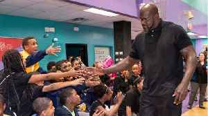 NBA Awards Names Shaquille O'Neal Host [Video]